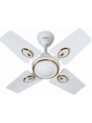 Oreva 600 mm Ceiling Small Size Fan of 4 Blades,Palash Ocf-7147