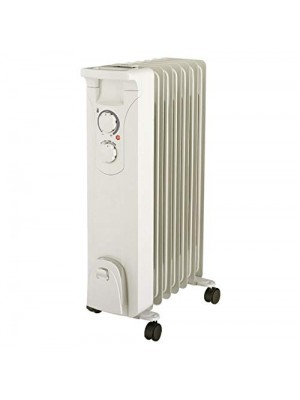 Oreva Double-side 7 Fins Element Room Oil Heater (Multi)