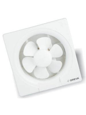 Oreva OVF-P6 Plastic Ventilation Fan (White)