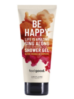 ORIFLAME   FEEL-GOOD Be Happy Shower Gel Feel Good 200 ML