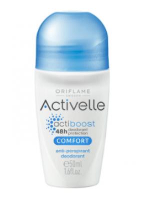 ORIFLAME ACTIVELLE Comfort Anti-perspirant Deodorant 50 ML