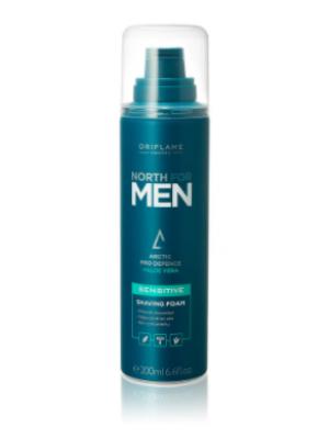 ORIFLAME North for Men Original Shaving Foam 200 ML