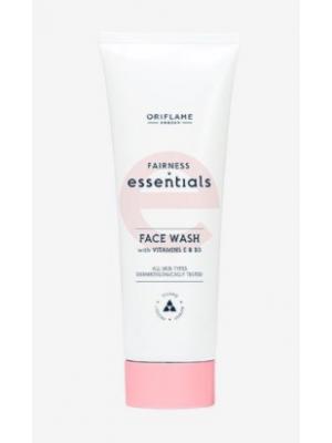 ORIFLAME ESSENTIALS Fairness Essentials Face Wash with Vitamins E & B3 125 ML