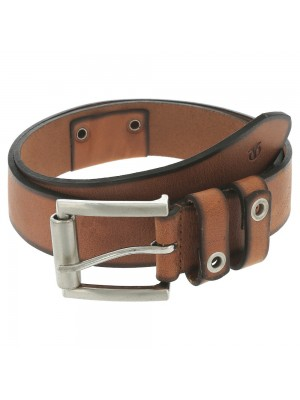 Titan Tan Single Sided Belt for Men-TB159LM1TNM