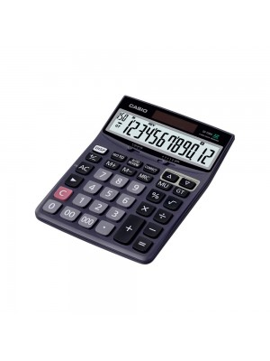 Casio DJ-120D 150 Steps Check and Correct Desktop Calculator with Bigger Screen/Keys (12 Digit)