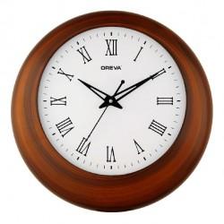 Ajanta Wooden Analog Clock AQ-4237