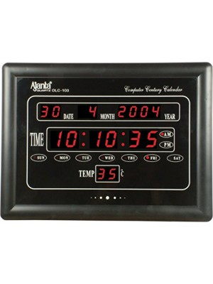 Ajanta Digital LED Wall Clock [OLC-103]