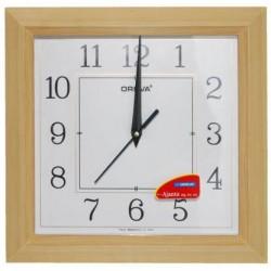 Oreva Analog 28 cm X 4.4 cm Wall Clock- AQ-5677