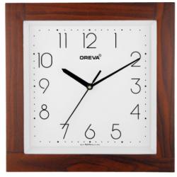 Oreva Analog  Wall Clock, Size: 285*42*285 AQ-6057
