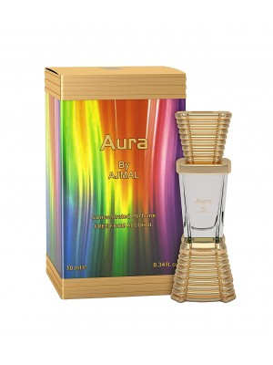 AJMAL Aura Concentrated floral Fruity Perfume Free From Alcohol 10ml for Women
