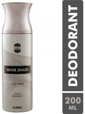 Ajmal Silver Shade Perfume Deodorant 200ml for Men