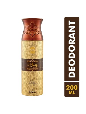 Ajmal Wisal Dhahab Deodorant For Men 200 ml