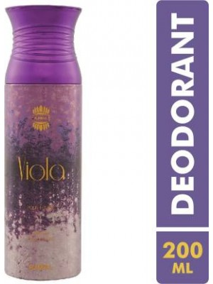 Ajmal Viola Perfume Deodorant 200ml for Women