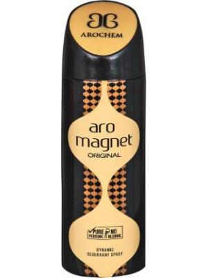 Arochem Aro Magnet Fresh Active Long Lasting Antibacterial Deodorant, 200ml