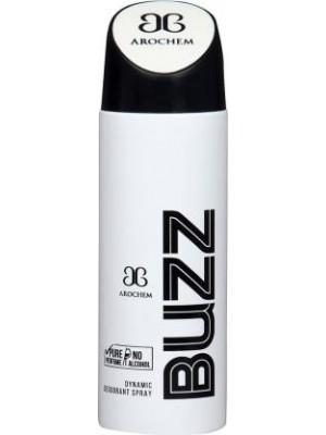 AROCHEM BUZZ DYNAMIC DEODORANT BODY SPRAY - For Men & Women  (200 ml)