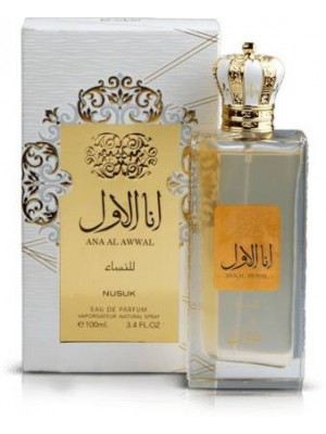 NUSUK ANA AL AWWAL PERFUME FOR MEN AND WOMEN 100 ML
