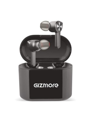 Gizmore Gizbud MH406 Sports TWS Earbuds with Charging Case