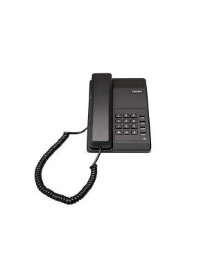 Beetel B11 Corded Landline Telephone Set Suitable for SOHO/Official Purposes Corded Landline Phone  (Black)