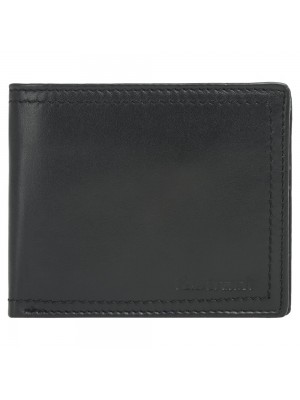 Fastrack Black Men's Wallet (C0350LBK02)