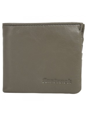 FASTRACK GREEN LEATHER BIFOLD WALLET  for Guys-C0400LGR01