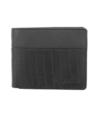 Fastrack Brown Leather Bifold Wallet for Guys-C0409LBK01