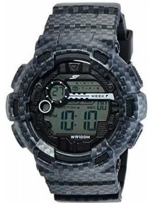 Sonata Fibre (SF) Digital Dial Men's Watch -NL77053PP03