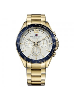 Tommy Hilfiger Analog Multi-Colour Dial Men's Watch - NATH1791121